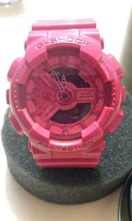 Rare limited edition g shock watch