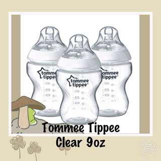 Tommee Tippee Clear 9oz