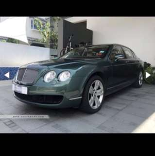 Bentley Continental Flying Spur 6.0 Auto Speed