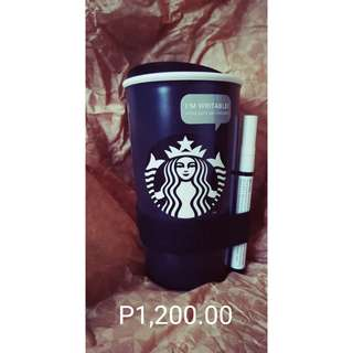 Starbucks Merchandise (Writable tumbler)