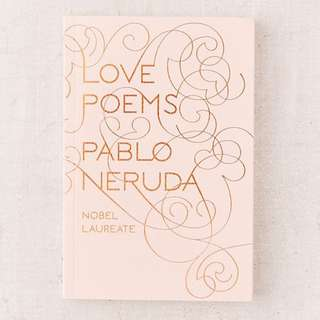 BN Love Poems By Pablo Neruda