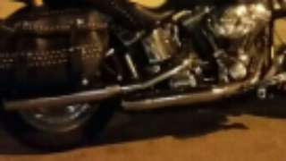 Wanted Softail pipe for pre '07