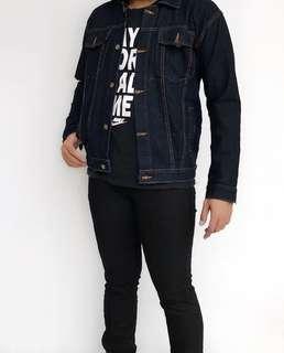 celana jeans hitam cowok