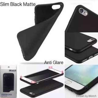 Case matte black