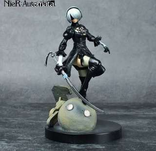 Looking for Nier automata figures