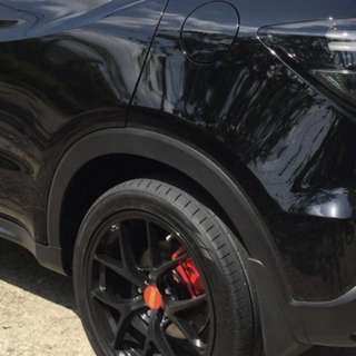"""Replica BBS 18"""" rims & tyres"""