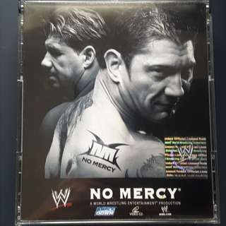 No Mercy 2005 3 Disc VCD