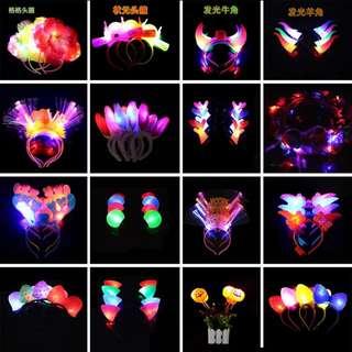 Fairy Lights Fairy Lights Party Children Headband Hairband