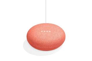 BNIB Google Home Mini (Coral)