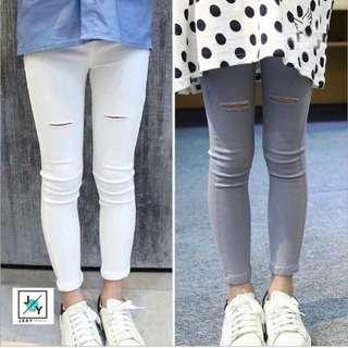 Girl long pant