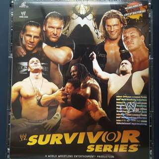 Survivor Series 2006 4 Disc VCD