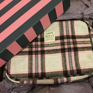 Jack Wills Travel Wash Bag With Box
