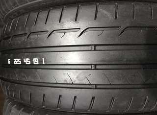 Dunlop Sports Maxx RT 225/45/19