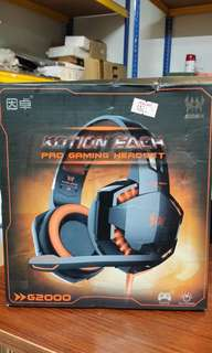 22.Kotion each pro gaming headset