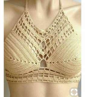 Crochet Top #07