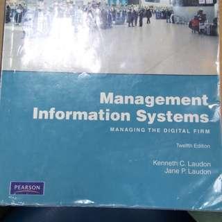 資訊管理系統 12版(含運)