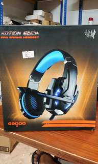 23.Kotion each pro gaming headset