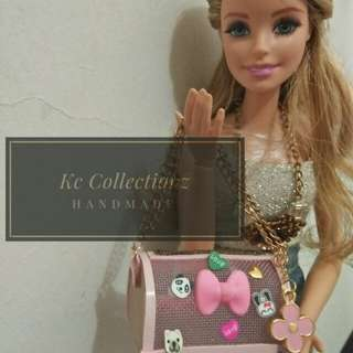 BARBIE DOLL SACHEL BAG 900521