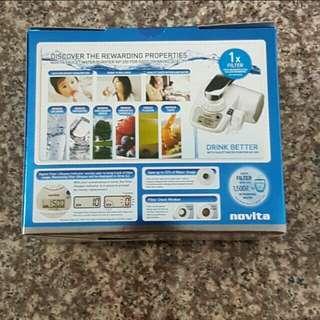NOVITA - BRAND NEW Faucet water purifier np 200