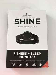 Shine Fitness and Sleep Monitor