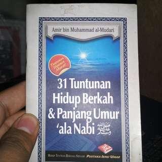 31 tuntutan hidup berkah & panjang umur ala Nabi