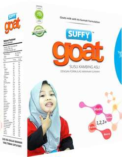 Susu Suffy Goat