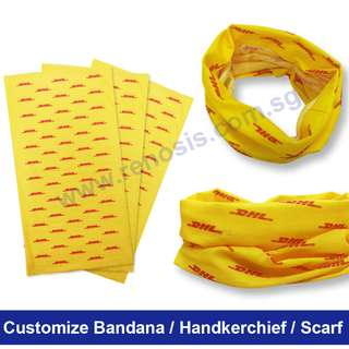 Customize Sports Scarf/Bandana