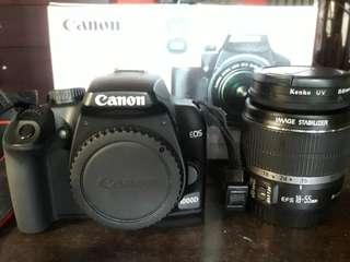 Canon 1000D - IR