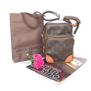 Authentic Louis Vuitton Amazon Shoulder Bag