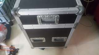 Drago design utility flight case
