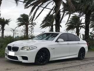 2010年 BMW F10 535I可全額貸款 超額貸款 有工作 即可辦理全額貸 有興趣歡迎來電洽談 0933969713 阿坤 line:@fkd7014C