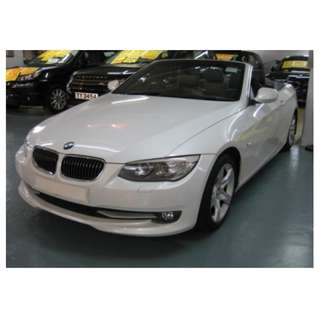 323i Twin top Convertible