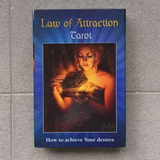 Law of Attraction Tarot (Book + Tarot Cards)