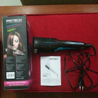 PRITECH PROFESSIONAL HAIR STRAIGHTENER FLAT HAIR IRON