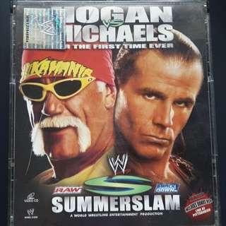 SummerSlam 2005 4 Disc VCD