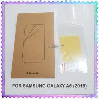 Samsung Galaxy A5 (2015) HD Glossy Screen Protector
