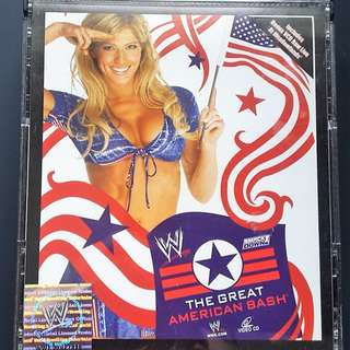 The Great American Bash 2005 4 Disc VCD