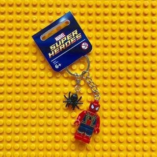 Spider Man Infinity War Keychain