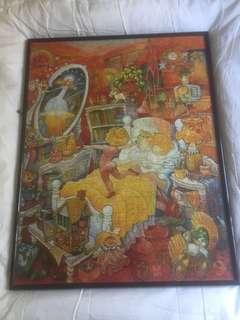 Jigsaw Puzzle poster - 50cm x 64cm