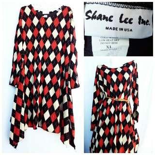 Preloved Plus size dress