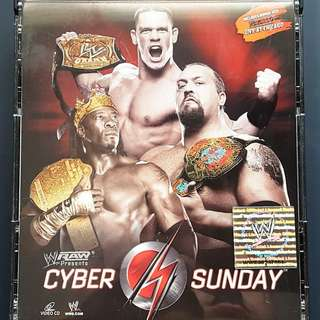 Cyber Sunday 2006 4 Disc VCD