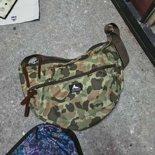 Gregory Satchel Duck Hunter Camo Sling Bag