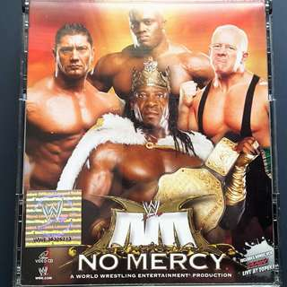 No Mercy 2006 4 Disc VCD