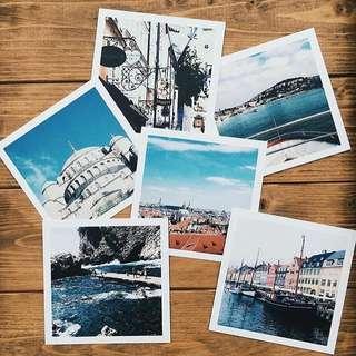 Square Photo Printing