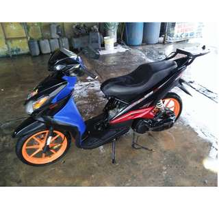 Yamaha Mio MX 125