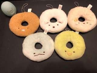 角落生物 donut吊飾 (貓咪已售)