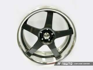 Jual velg D power R19  8/9 pcd 114