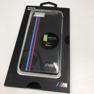 正廠全新BMW M IPHONE 6,7,8 通用細機硬殻