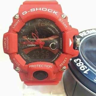 Gshock Waterproof