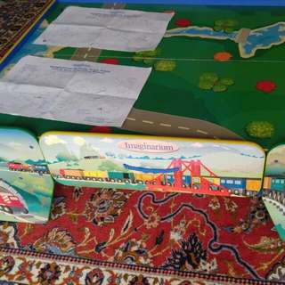 Train Play Table: Perfect for Thomas & Friends